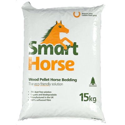Smart Horse Wood Pellet Horse Bedding