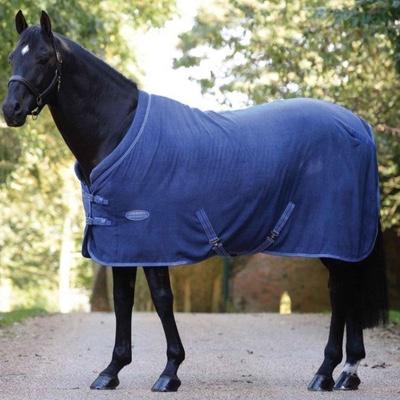 Weatherbeeta Cozi-Dri Standard Neck Blue:Grey