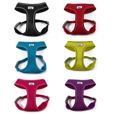 VIVA MESH DOG HARNESS