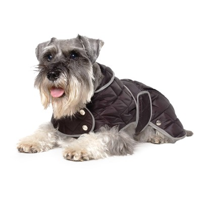 Ancol Quilted Dog Coat - 2 colours
