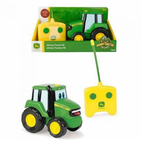 John Deere Johnny Tractor Remote Controlled