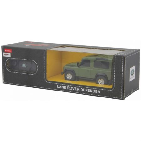 Remote Controller Land Rover 1:24 Green