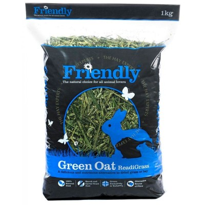 Friendly Green Oat ReadiGrass 1kg