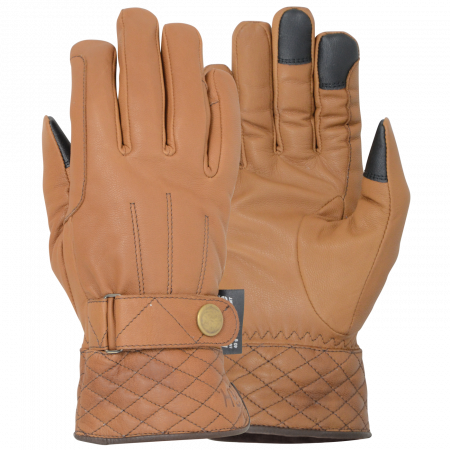 Hy5 Thinsulate Quilted Soft Leather Winter Riding Gloves
