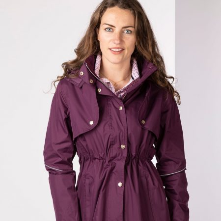 Rydale Ladies 3/4 Length Riding Coat