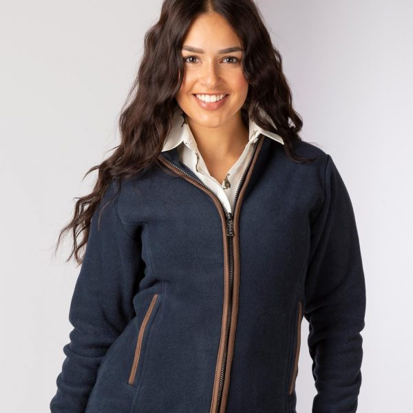 Rydale Ladies Huggate Fleece Jacket