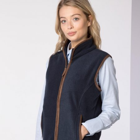 Rydale Ladies Fleece Waistcoat