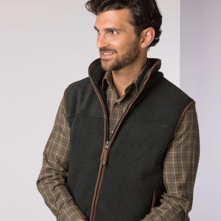Rydale Men's Fleece Waistcoat