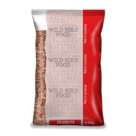 Basics Split Peanuts 400g