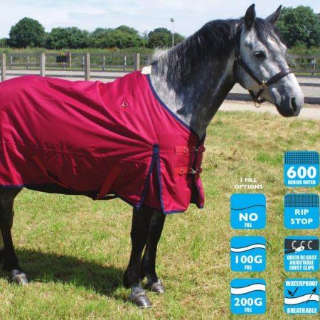 Legacy Equestrian 100g Standard Turnout