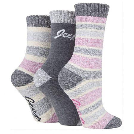 Jeep Ladies Performance Socks