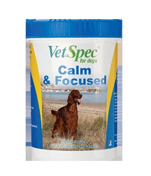 VetSpec Calm & Focused