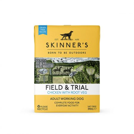 Skinners Field & Trial Chicken with Root Veg