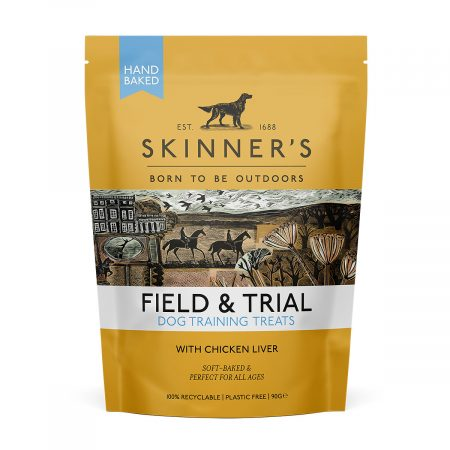 Skinners Field & Trial Cognitive Training Treats