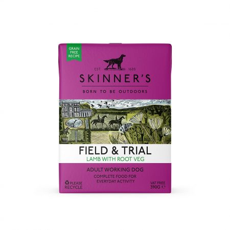 Skinners Field & Trial Lamb With Root Veg