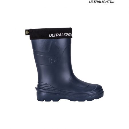 Leon Montana Navy Blue Wellies