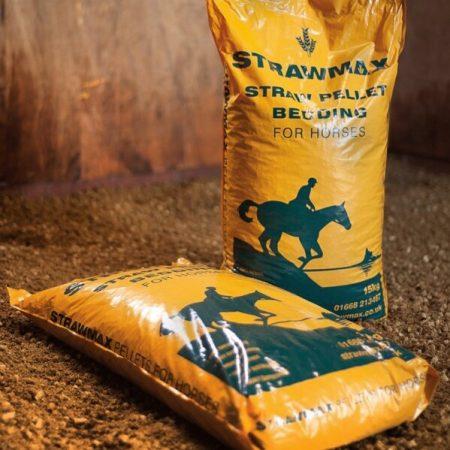 Strawmax Straw Pellet Bedding