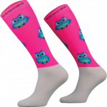 Comodo Novelty Socks Owl Pink - Copy