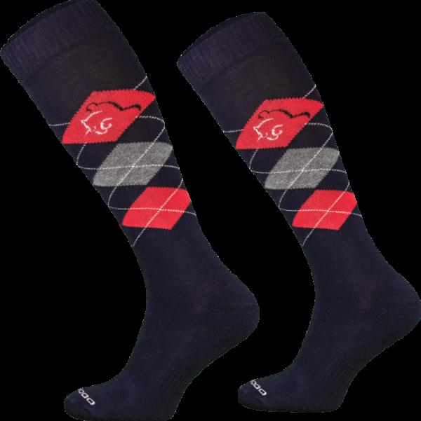 Platinum Anti-Tick Socks Black