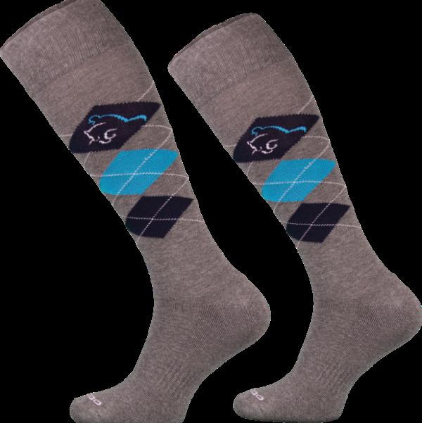 Platinum Anti-Tick Socks Grey