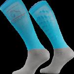 Comodo Silicone Grip Socks Turquoise
