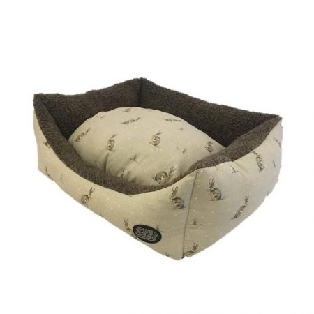 Snug & Cosy Hare Dog Bed