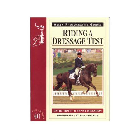 Riding A Dressage Test