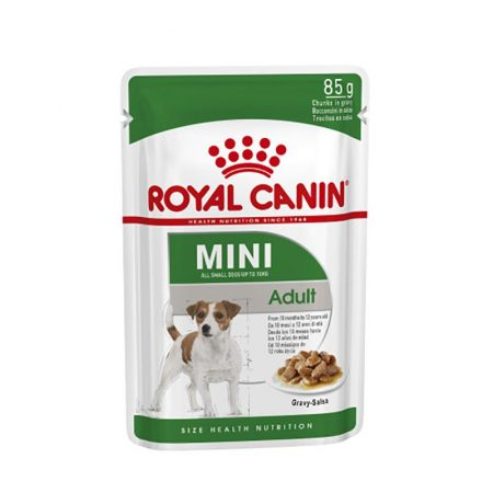 Royal Canine Mini Adult Pouch 85g