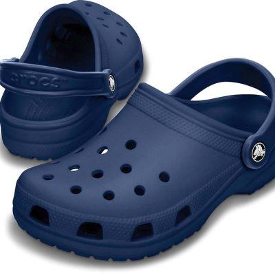 10001 Crocs Navy