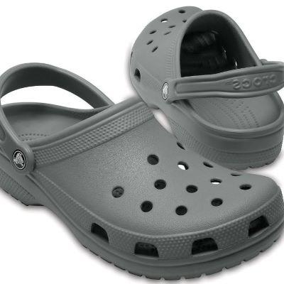 10001 Crocs Slate Grey