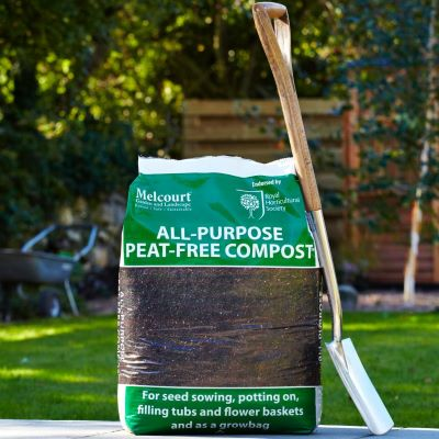 Melcourt All-Purpose Peat Free Compost