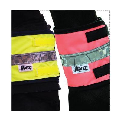 HyVIZ Leg Bands Yellow and Pink