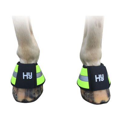 HyVIZ Reflector Over Reach Boots